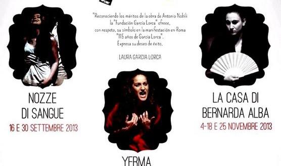 """""""Yerma"""": il dramma della sterilità in scena al Teatro SalaUno di Roma, per i """"115 anni di Federico Garcia Lorca"""