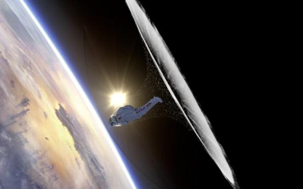 """Mission to the edge of space: The inside story of Red Bull Stratos"""