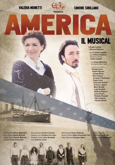 """""""America il Musical"""" levata l'ancora a Roma, fa rotta su Milano – Teatro della Luna"""