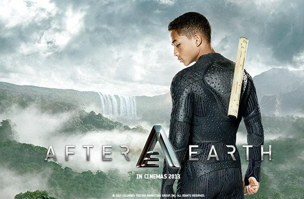 After Earth, il film che vede il pianeta Terra come il più ostile all'uomo