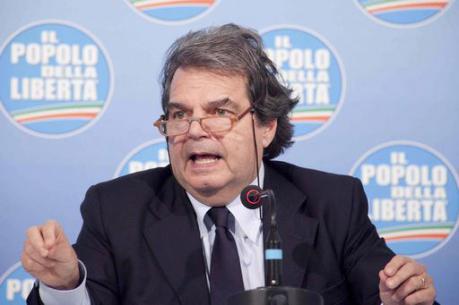 """Brunetta contro la Bindi: """"dimissioni o guerriglia"""""""
