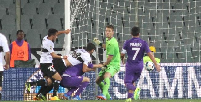 La Fiorentina vede… Gobbi e il Parma pareggia proprio nel finale.