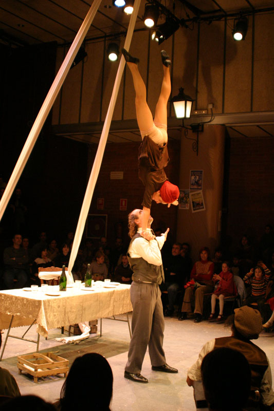 Circus Klezmer: un'invasione spagnola di allegria