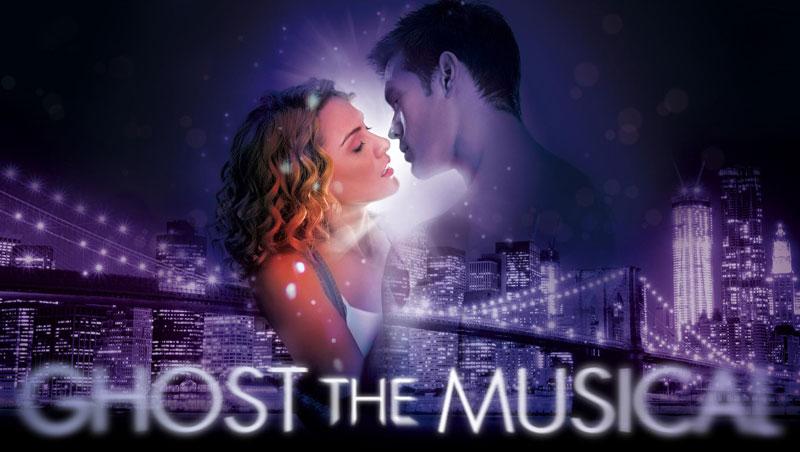 Ghost il Musical è pronto per il grande debutto al  Barclays Teatro Nazionale di Milano