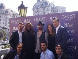 Ghost-il-musical-Cast-con-Dave-Stewart