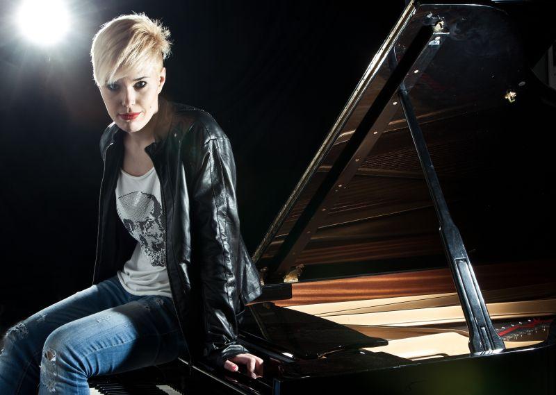 Incontriamo Giulia Mazzoni prima del suo prossimo concerto al BLUE NOTE di Milano