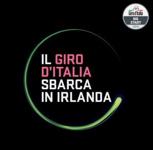 Il Giro d'Italia sbarca in Irlanda