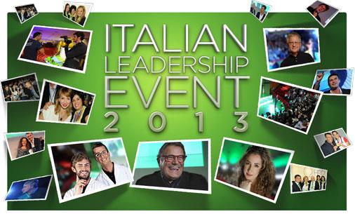 l'Italian Leadership Event 2013 è ormai alle porte e fa un regalo a tutti