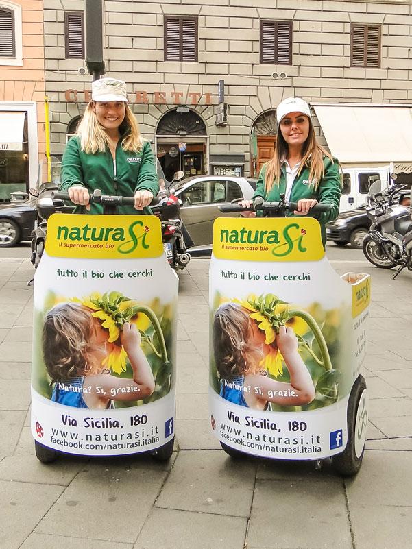 NaturaSì apre un nuovo punto vendita a Roma insieme a Event Way