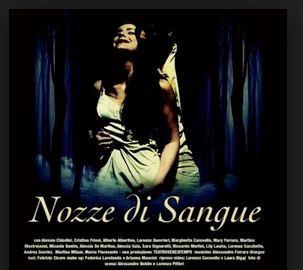"""Il dramma """"Nozze di Sangue"""" inaugura con successo la rassegna dedicata al poeta andaluso Federico Garcia Lorca"""
