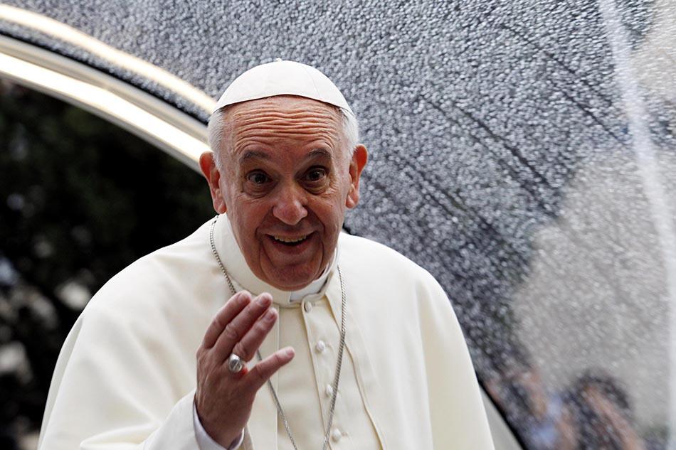 Papa Francesco ad Assisi per una 'Chiesa povera e per i poveri'