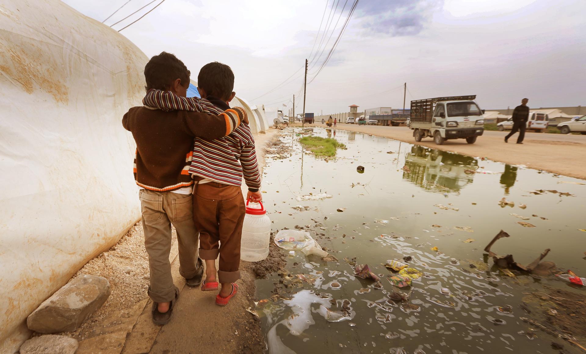 Il dramma dei bambini siriani, intervista a Bruno Neri, Terre des Hommes: 'Malnutrizione e mancanza di medicine'