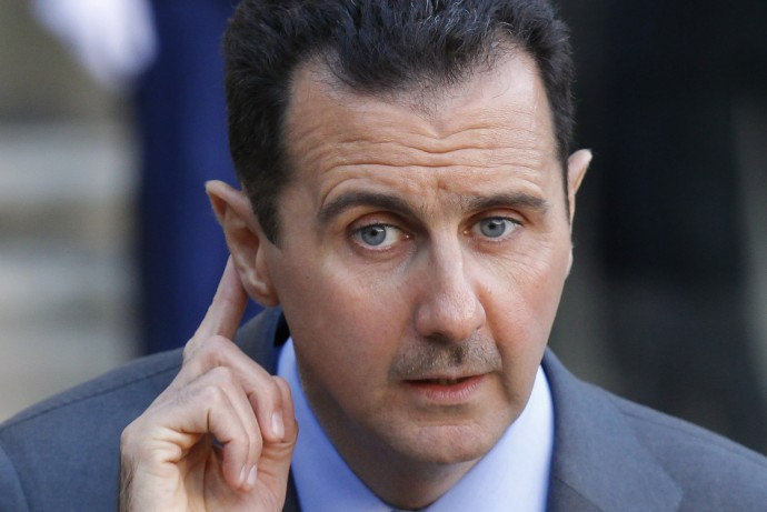 Siria: Assad medita di candidarsi per il 2014