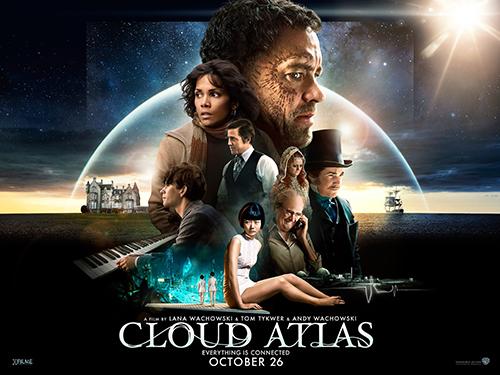 Cloud Atlas, un film che fa riflettere su quanto l'uomo sia inesorabilmente legato all'uomo