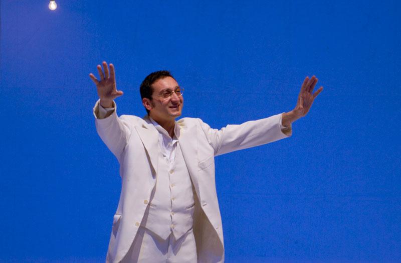 Notti bianche e magicamente sognanti con Corrado D'Elia