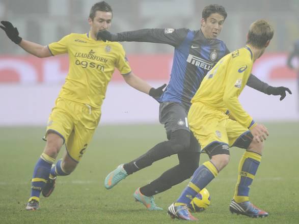 L'Inter riparte col poker, contro il Verona finisce 4-2