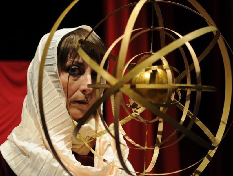 Ipazia: concluso al Teatro Oscar di Milano l'appuntamento con la filosofa e matematica del IV Secolo d.C.