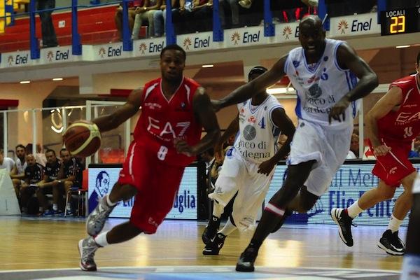 Basket, Lega A: l'Olimpia Milano parte male, contro Brindisi è subito sconfitta