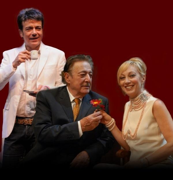 Un'incantevole serata! Teatro Manzoni fino al 24 novembre. Novità assoluta per l'Italia