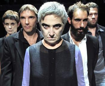 Medea, la tragedia dell'ira, al Piccolo di Milano