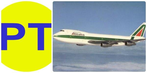Poste Italiane-Alitalia: nuova partnership per salvare la compagnia
