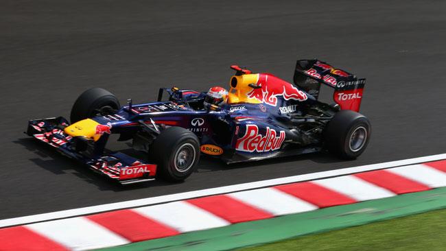 F1, Gp del Giappone: Vettel vince ancora, mondiale a un passo