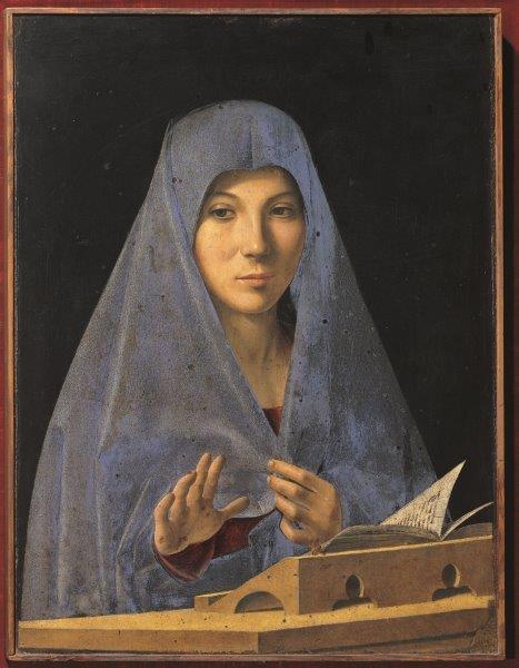 ANTONELLO DA MESSINA AL MART. La pittura antica nella casa dell'arte contemporanea