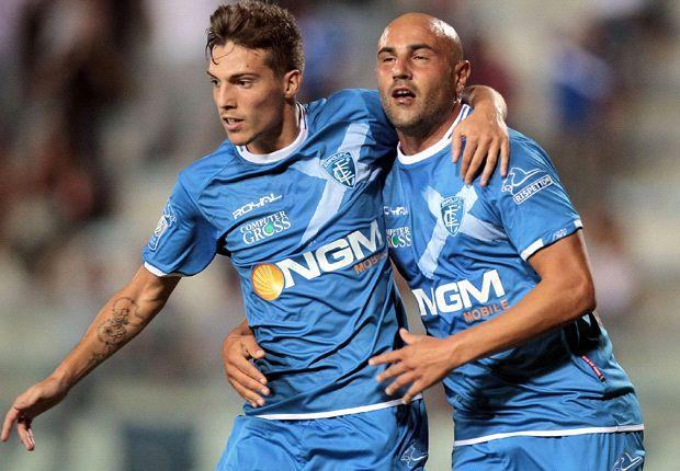 In serie B comandano in tre: Palermo, Empoli e Avellino…