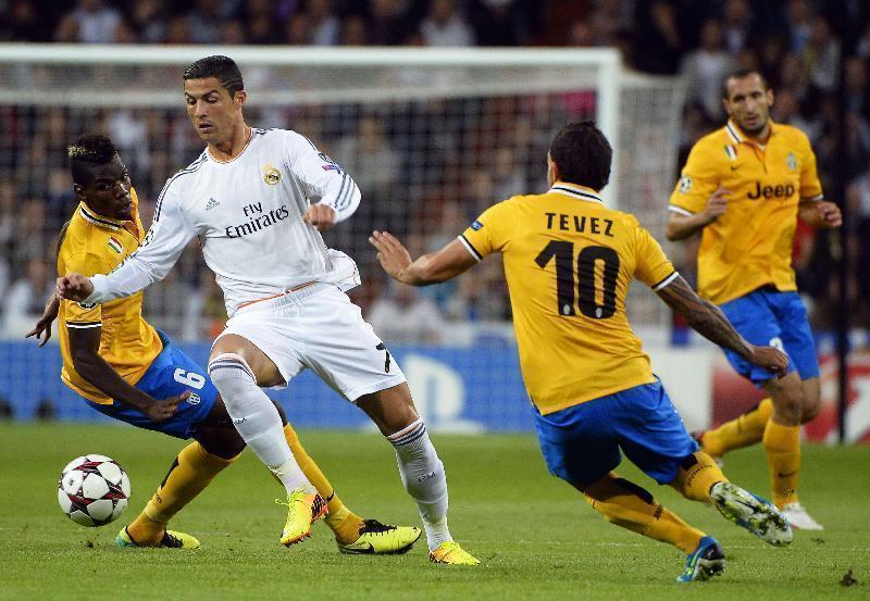 Cuore Juve nella notte delle stelle: 2-2 col Real Madrid