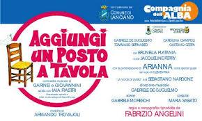 AGGIUNGI UN POSTO A TAVOLA – Rivive al Teatro della Luna la commedia di Garinei e Giovannini