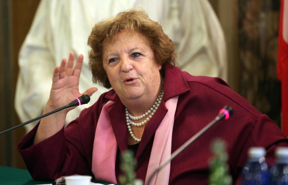 """La Cancellieri sul caso Ligresti: """"sono tutte falsità"""""""