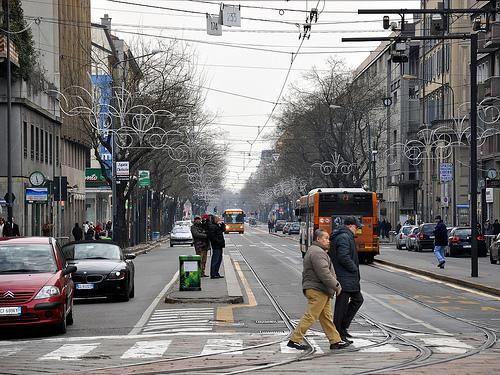 Milano: Corso XXII Marzo chiuso al traffico per lavori urgenti