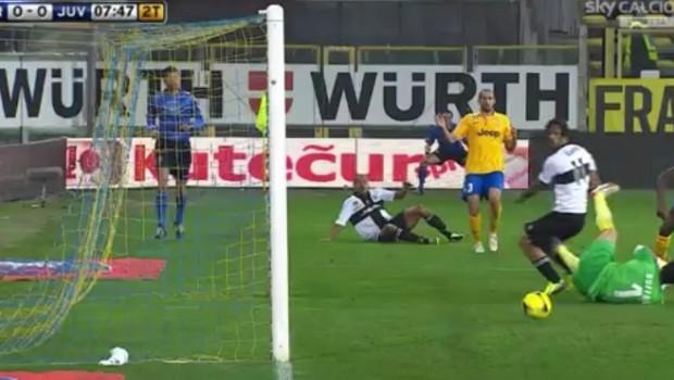 La Juve non brilla, ma vince: 1-0 a Parma