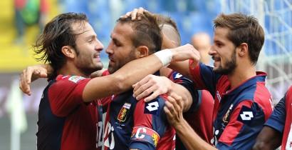 """Genoa – Verona: 2 – 0; il Grifone """"usa la testa"""""""