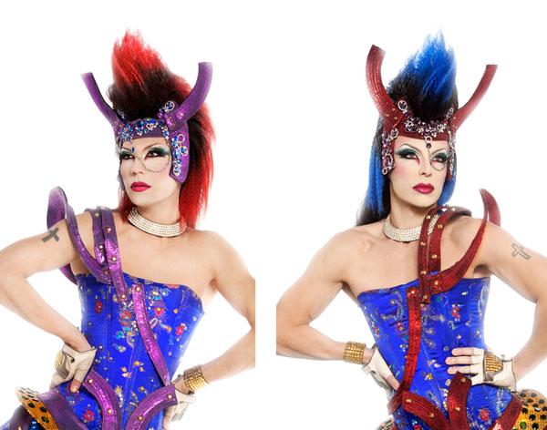 DiveDivine! – Draglesque Folies con Karma B – al Teatro Nuovo di Milano