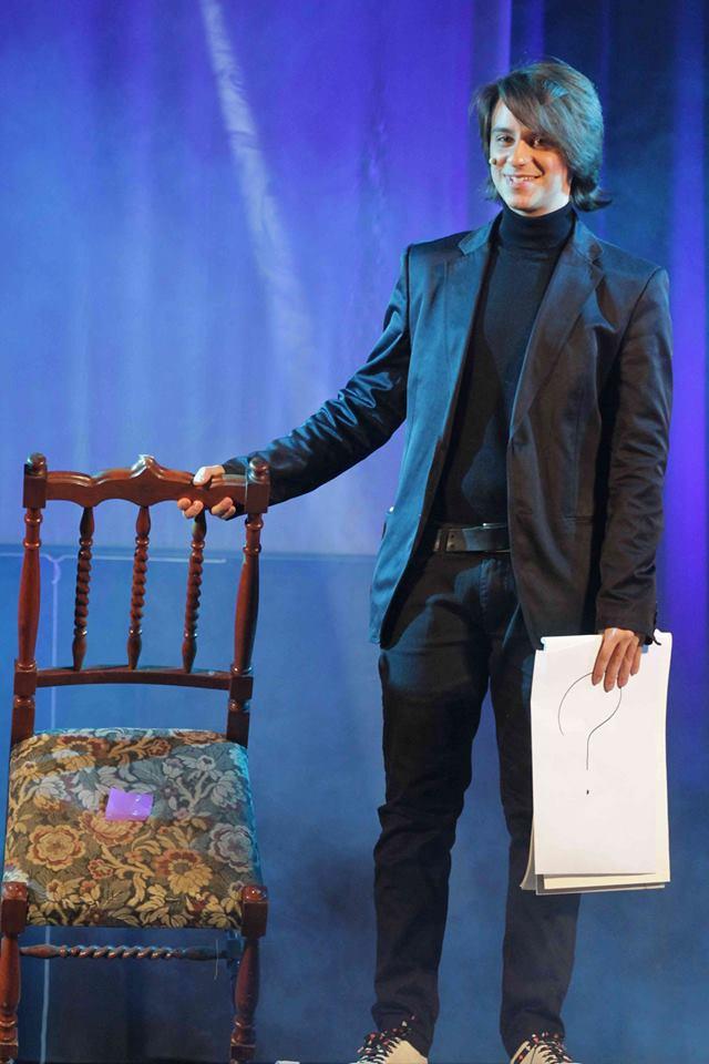 """""""Sogno"""":  nuovo spettacolo di Mattia Boschi, il giovane illusionista fiorentino"""