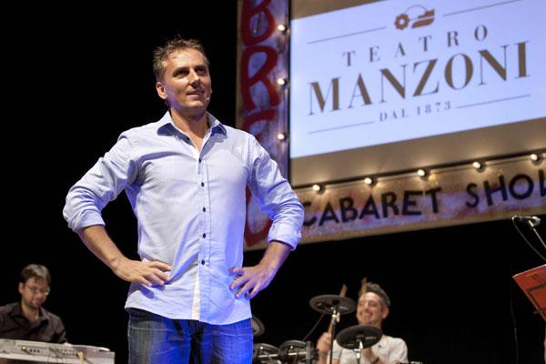 Secondo appuntamento con  il Manzoni Derby Cabaret, domenica 10 novembre