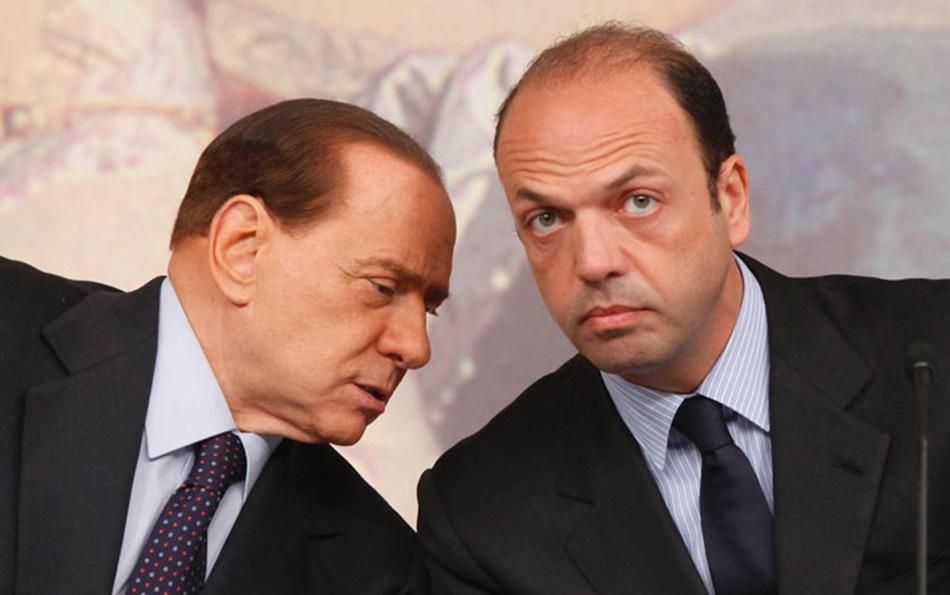 Alfano – Berlusconi, ad un passo dalla rottura definitiva