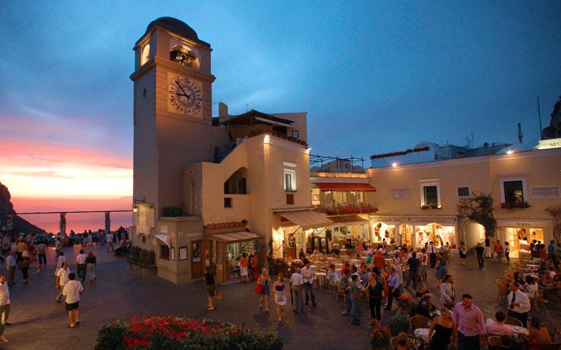 Capri: Natale in piazzetta e divertimento per tutti…