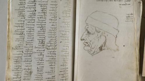 Il Codice Trivulziano di Leonardo in mostra a Milano
