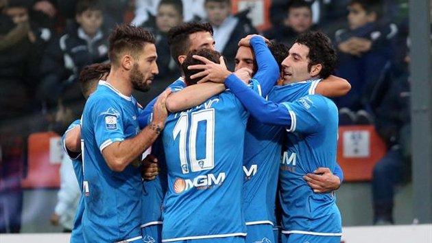 Serie B: l'Empoli vince contro lo Spezia e balza in testa.