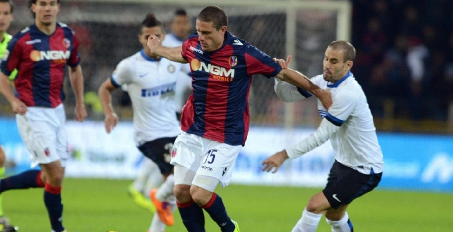 Il Bologna blocca l'Inter. Niente aggancio al terzo posto per i nerazzurri