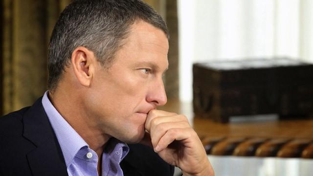 """Armstrong: """"L'ex presidente dell'Uci mi ha aiutato a barare"""""""