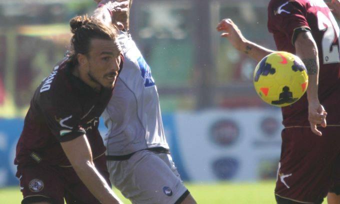 Livorno-Atalanta 1-0, Paulinho rialza la testa degli amaranto