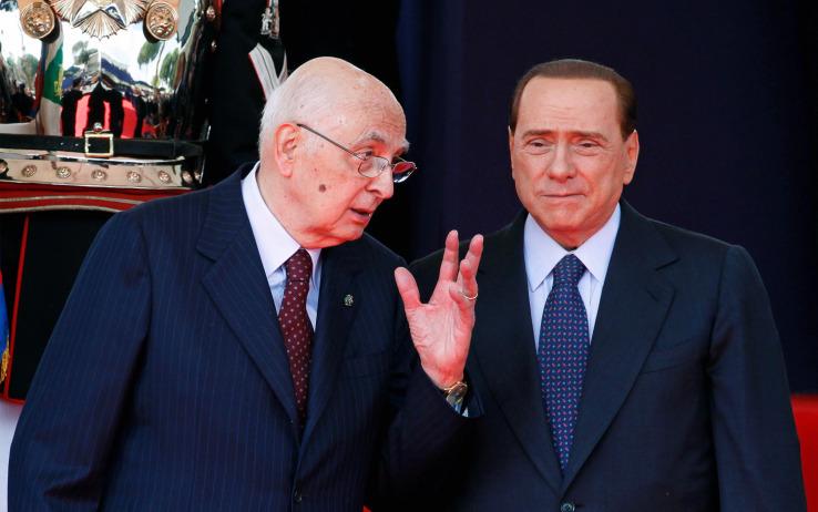"""Scontro Napolitano- Berlusconi, il Quirinale nega la grazia: """"non ci sono le condizioni"""""""