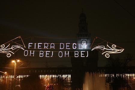 """""""Oh Bej! Oh Bej!"""" La fiera che festeggia Sant'Ambrogio, torna in città dal 5 all'8 dicembre"""