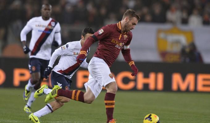 Una grande Roma pareggia 0-0 col Cagliari