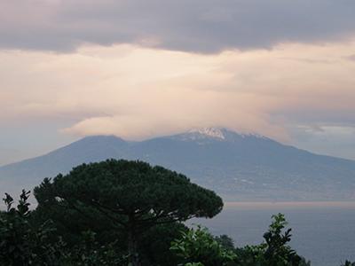 """Nel weekend arriva in Campania il ciclone """"Nettuno."""""""
