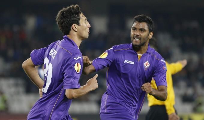 La Fiorentina vince in rimonta: i Viola battono 2-1 il Dnipro