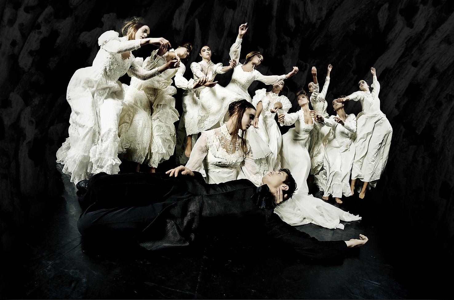 Prima nazionale di GISELLE per la Compagnia Junior Balletto di Toscana